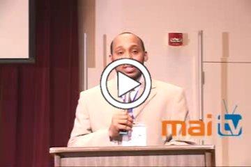 *Video:candidate debate